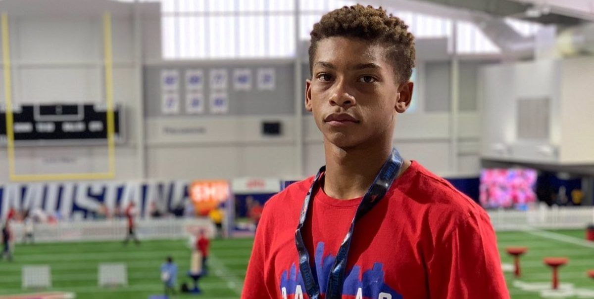 Class of 2023 athlete Daniel Demery can do it all