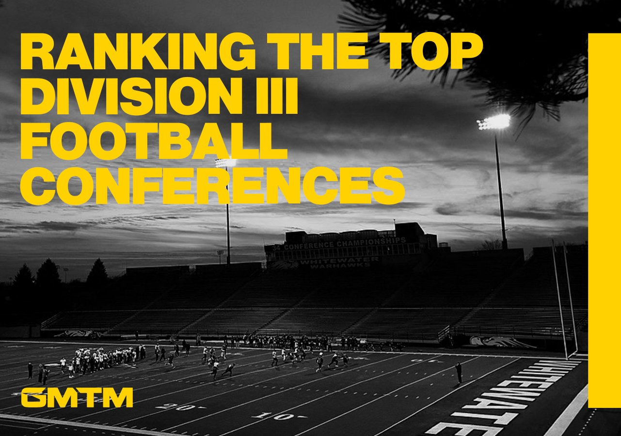Ranking the Top 5 Division III Football Conferences