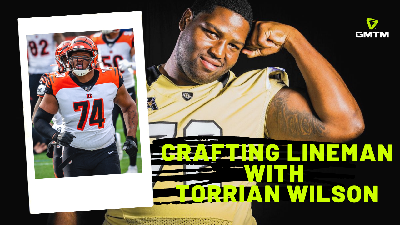 Bengals OL Fred Johnson To Appear On The Crafting Lineman Show