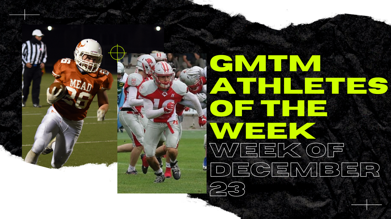 GMTM Athletes of the Week - December 23, 2020