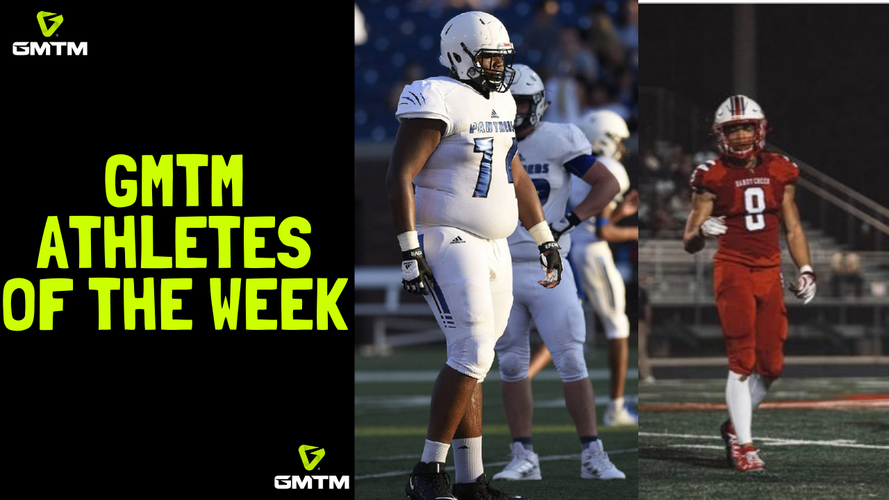 GMTM Athletes of the Week - December 16, 2020