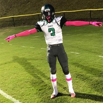 Quantez Poche is a Next-Level Athlete in the Class of '21