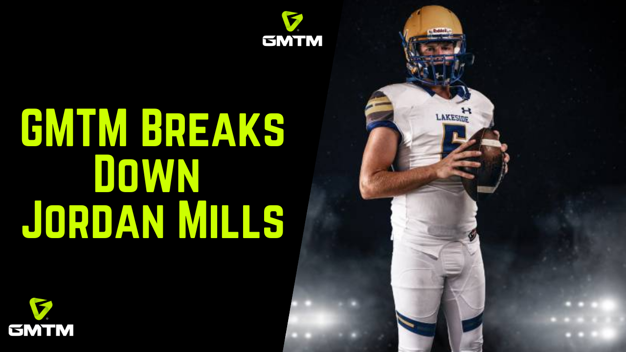 Jordan Mills is a Southpaw Gunslinger in the Class of 2022