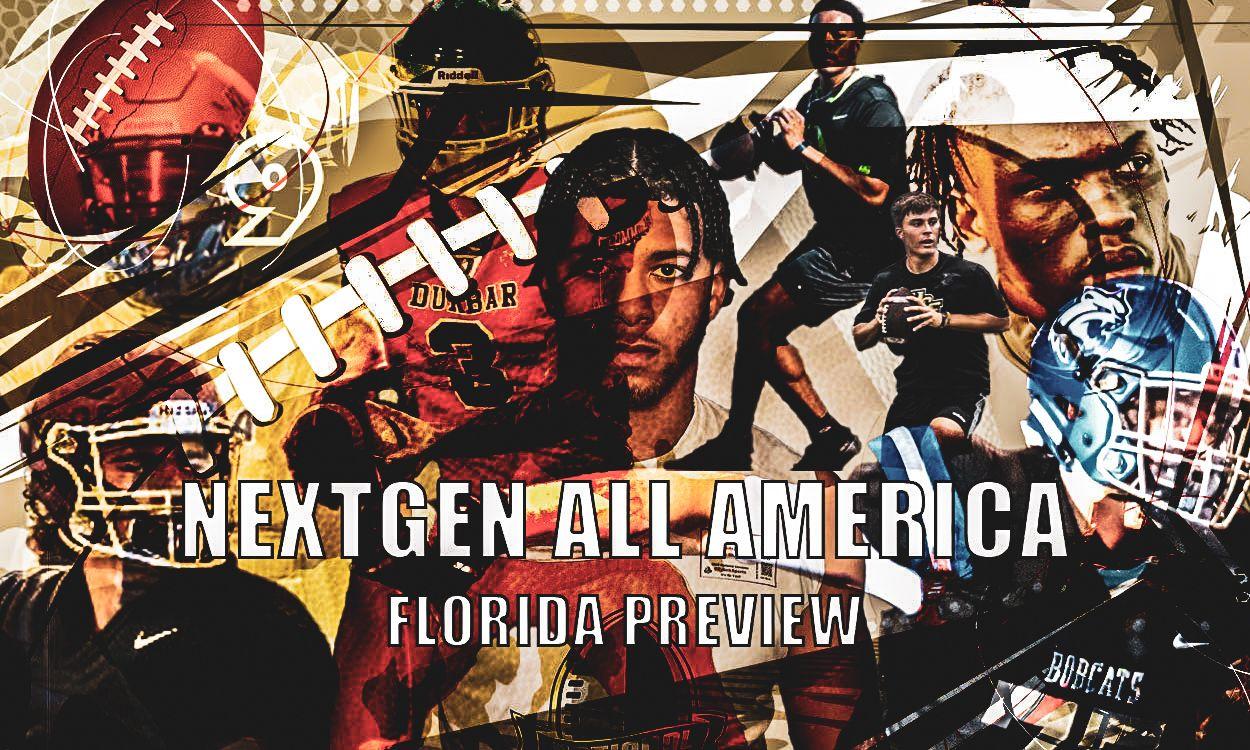 NextGen All America Camp and The VI QB Showcase Florida Primer