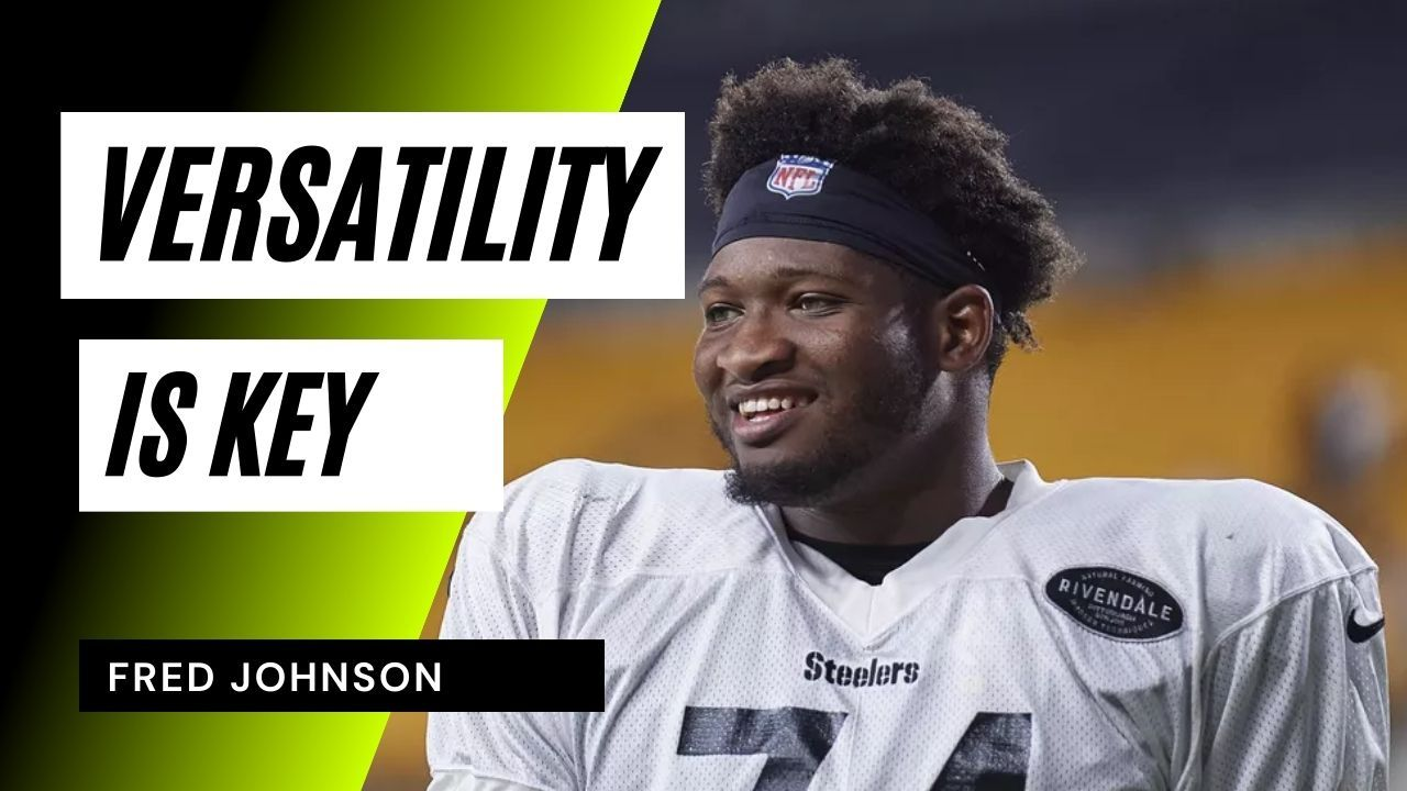 Fred Johnson: Versatility is the key to surviving on NFL O-line rosters