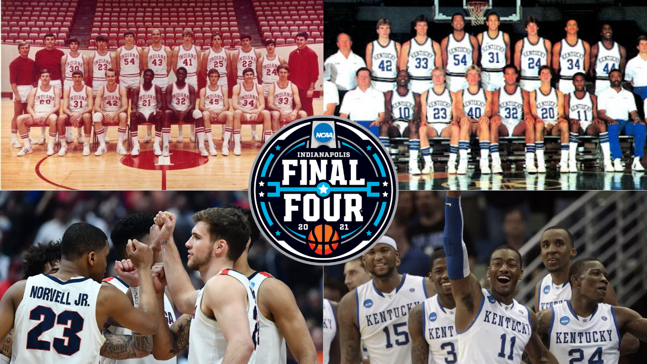 Best Teams to Miss the Final Four in March Madness History