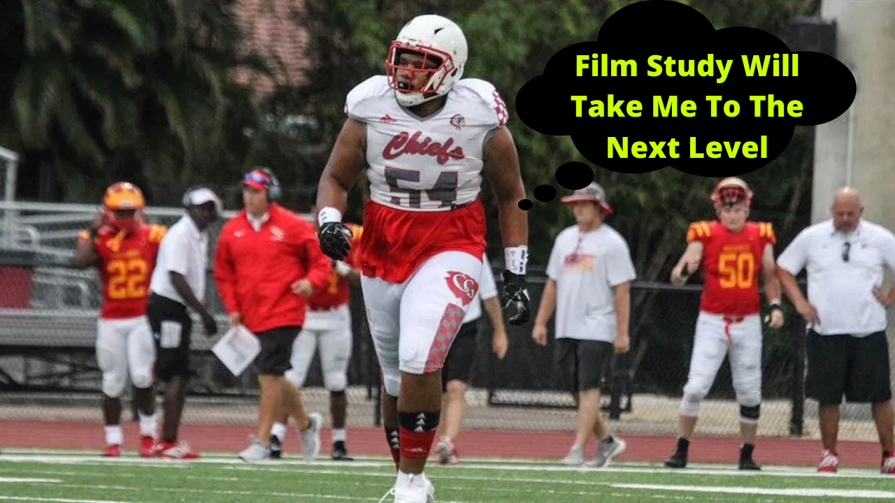How Important Is Film Study For College Recruits? Very.