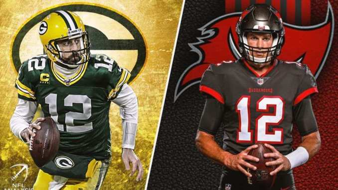 How Would the Starting QB's in the NFL Playoffs Have Ranked as Recruits?