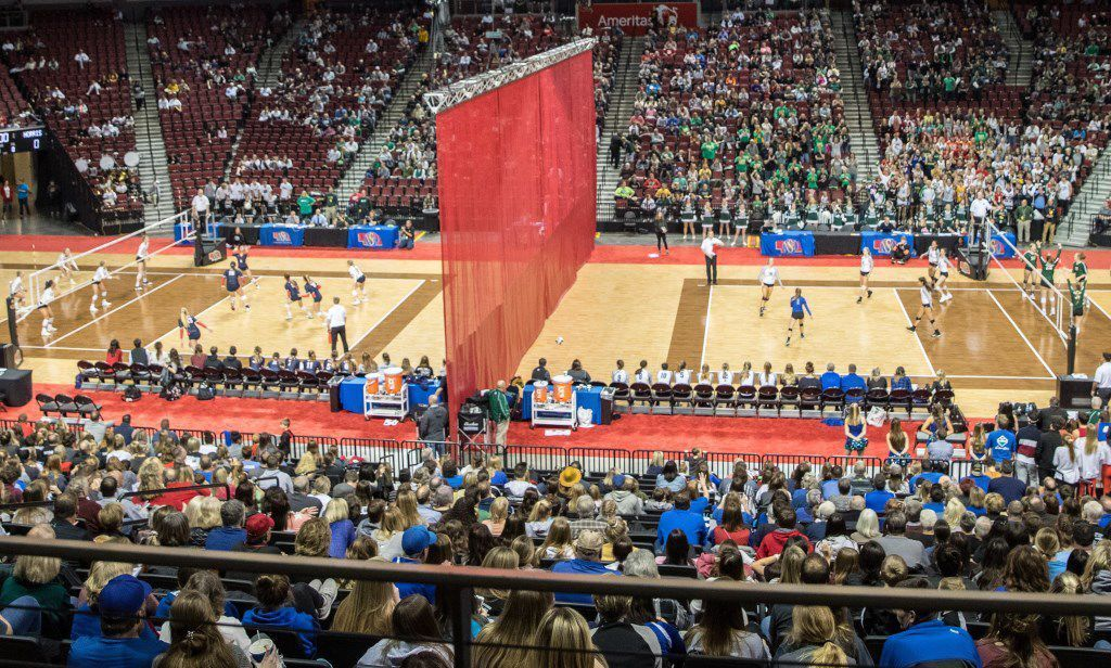 How College Volleyball Differs From The High School Sport