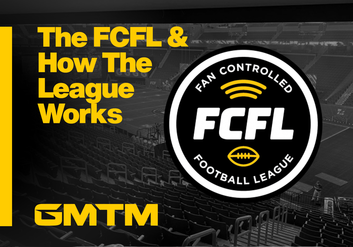FCFL Explained: How Does The Fan-Controlled Football League Work?