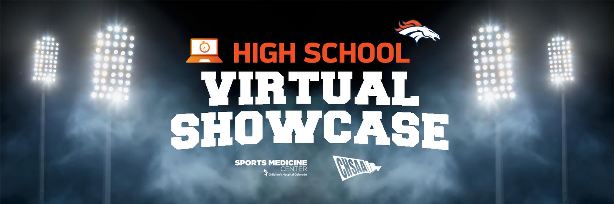 Denver Broncos Host Virtual Showcase For Colorado High School Athletes