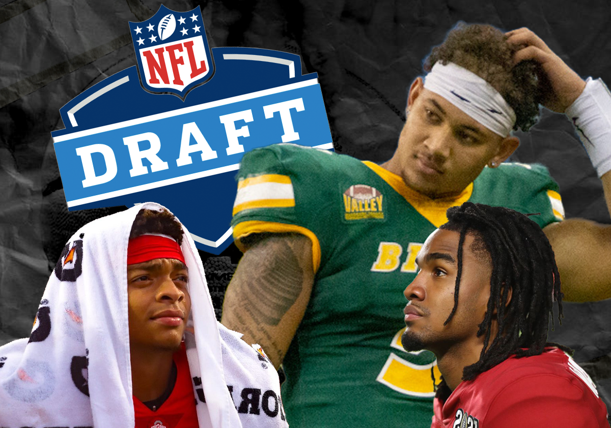 NFL Draft Grades: How Trey Lance Was Drafted Third Despite Lack Of Game Film