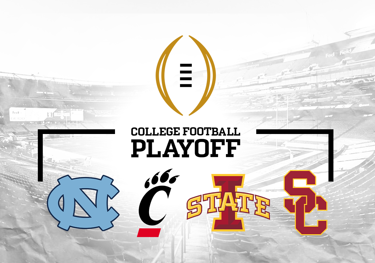 College Football: Four Teams Ready To Make a Playoff Push