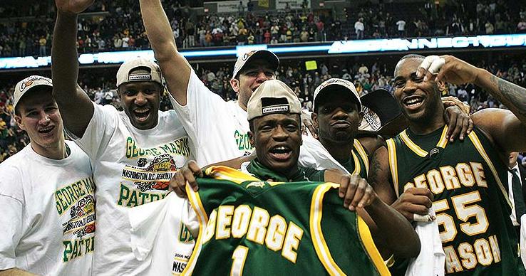 College Basketball: Top Ten Cinderella Teams