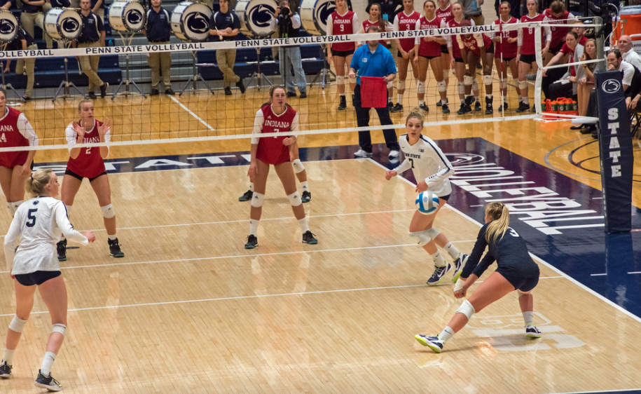 Volleyball: How To Become a Better Passer