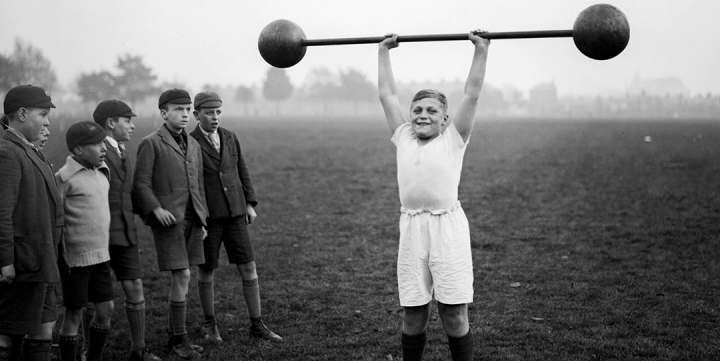Five Things To Consider Before Your Child Starts Weight Lifting