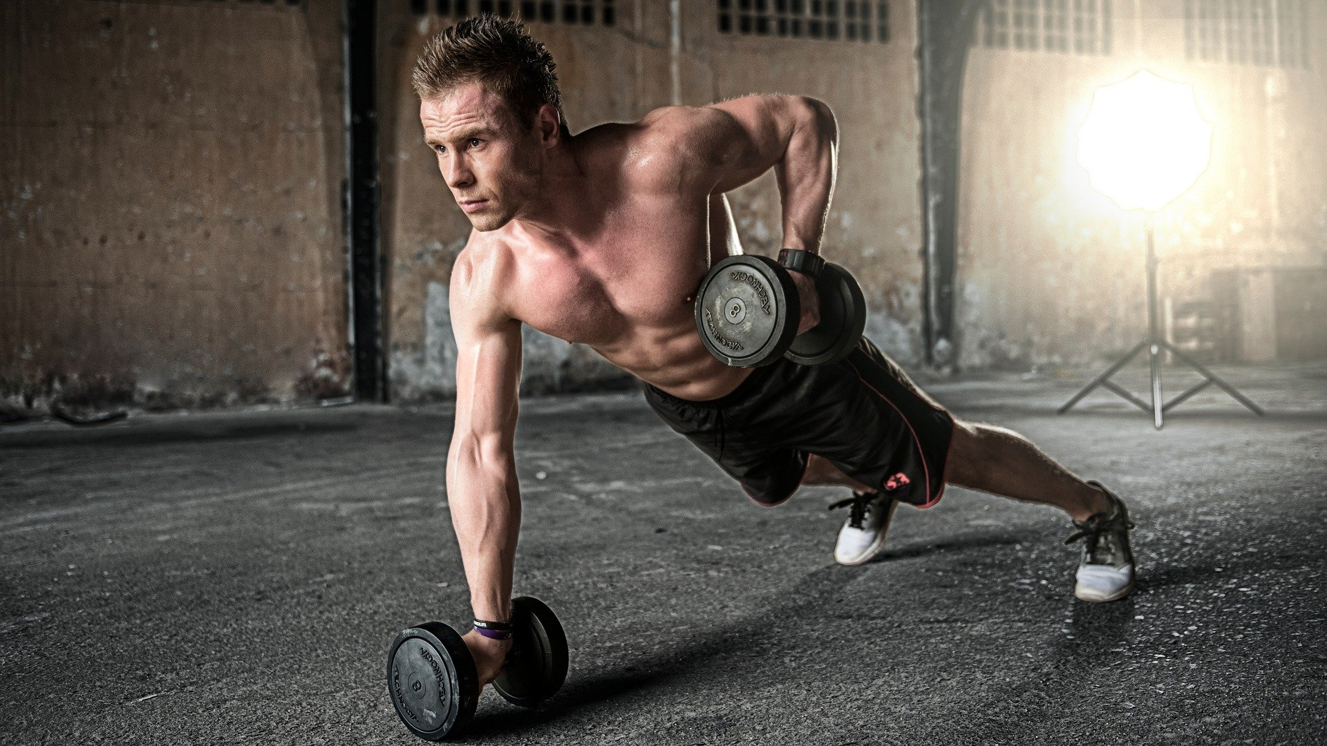 Weightlifting: Cooling Off Between Sets Leads To More Immediate Performance Gain Than Steroids