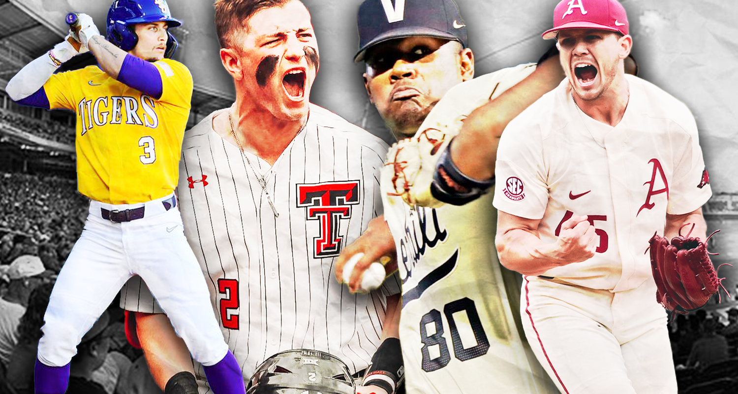 College World Series: Five Players To Watch During Super Regionals