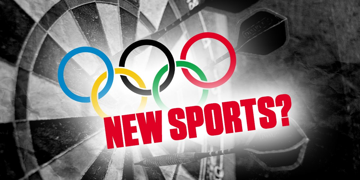 Five Sports We'd Like To See Added To The Olympics & Why