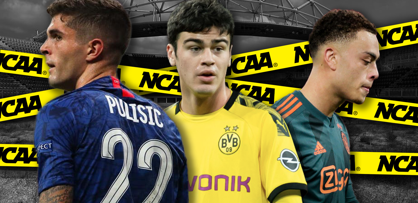 America's soccer stars don't play in college. Is the NCAA to blame?