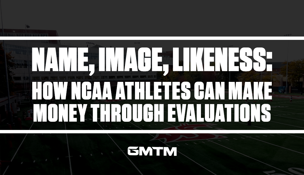 GMTM Announces Monetization for College Athletes Under New NIL Rules