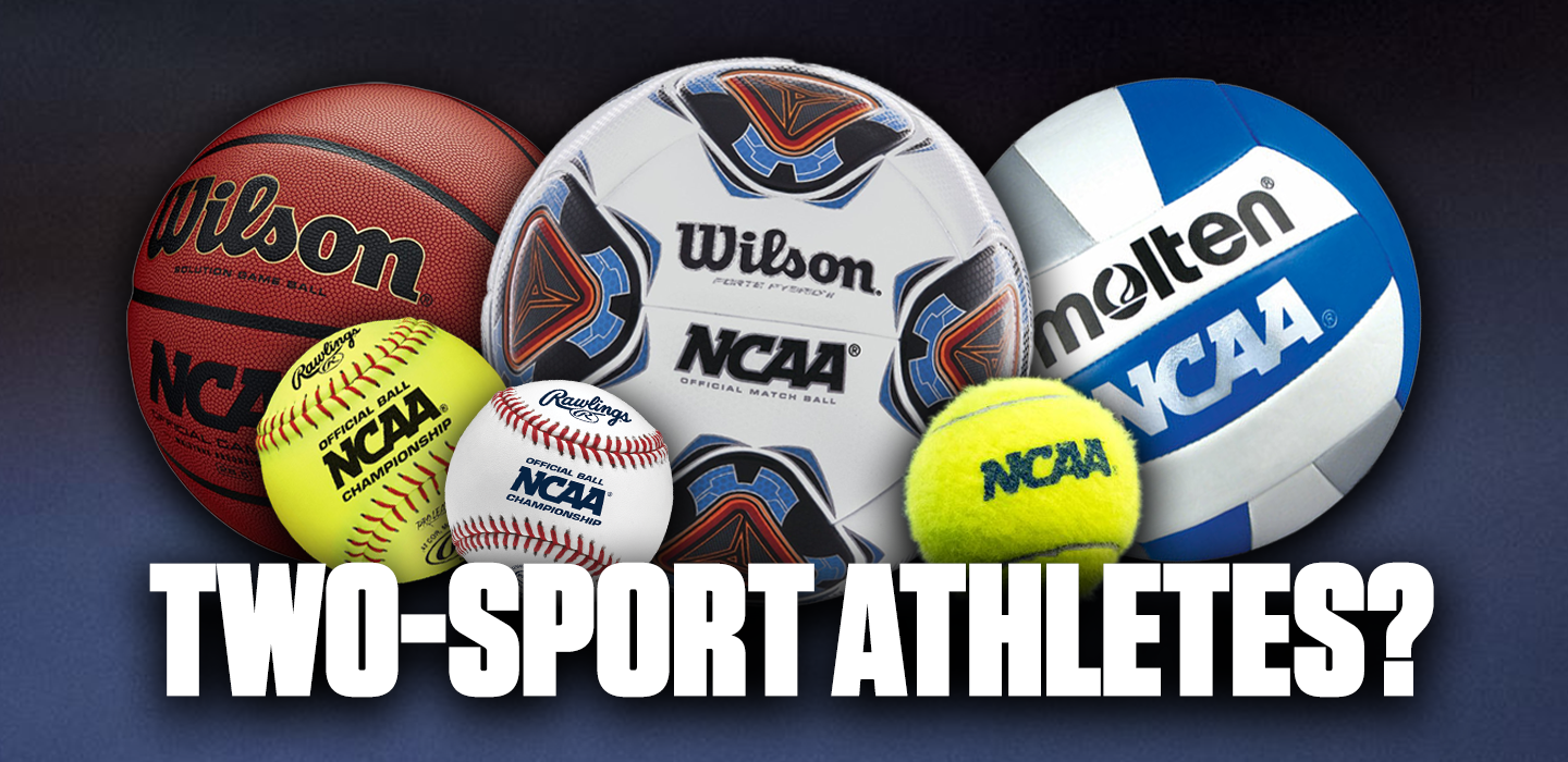 Is It Possible To Play Two Sports In College?