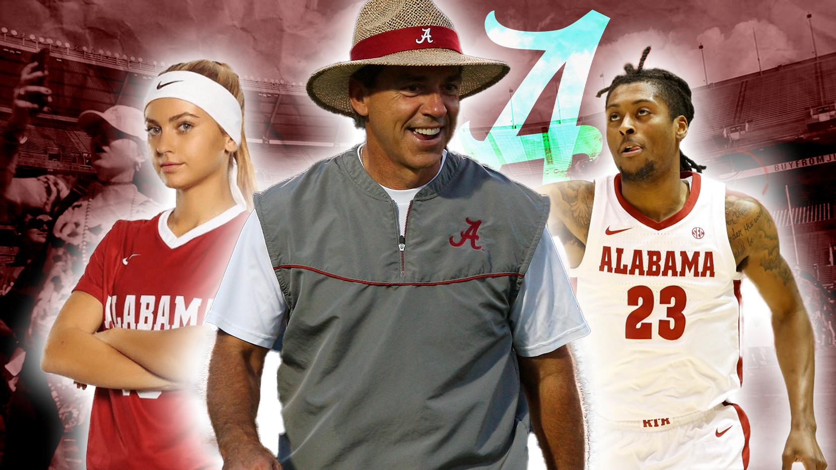 University Of Alabama Tops CBS Sports' List Of Best Athletic Program