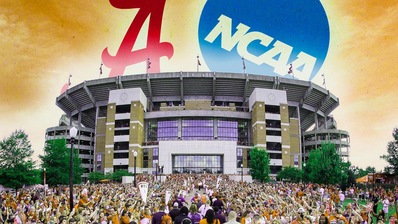 Alabama Named Best College Sports Program for 2020-2021