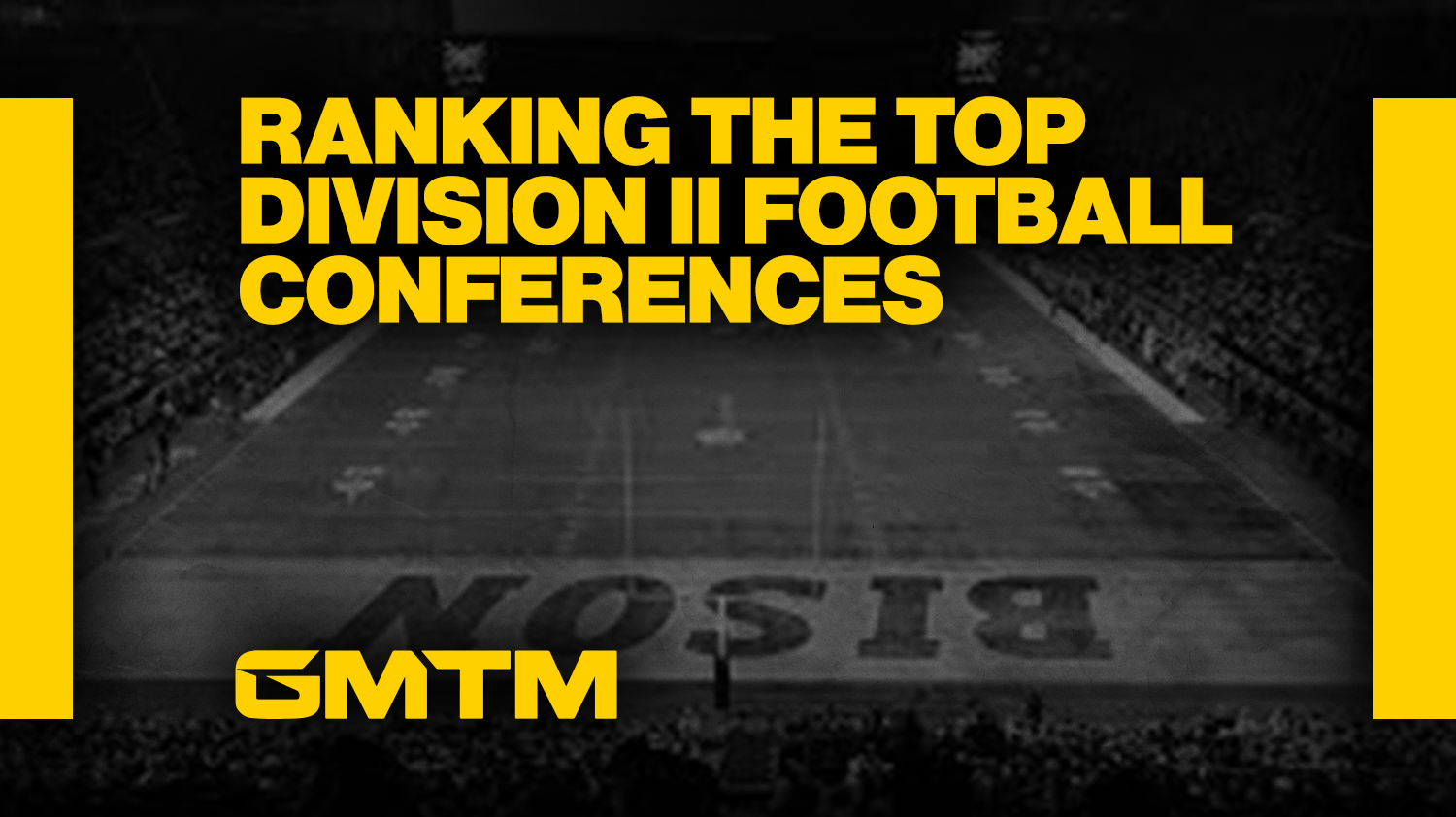 Ranking the Five Best Division II Football Conferences