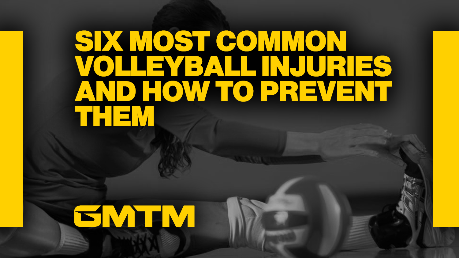 Six Most Common Volleyball Injuries & How To Prevent Them