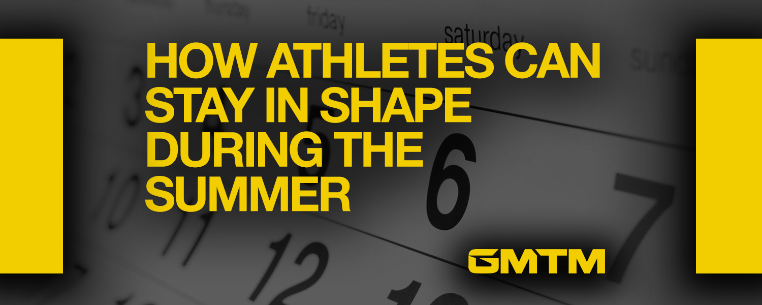 How to Stay In Shape Over The Summer