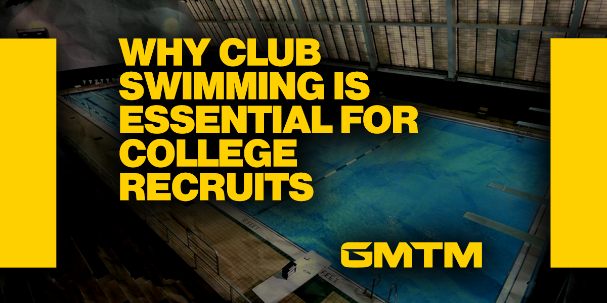 Is Swimming On A Club Team Important For College Recruits?
