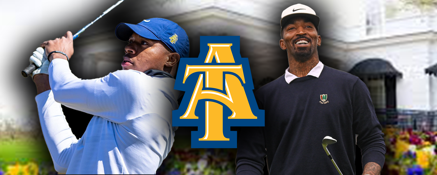 JR Smith Is Enrolled In College... And Trying Out For The Golf Team
