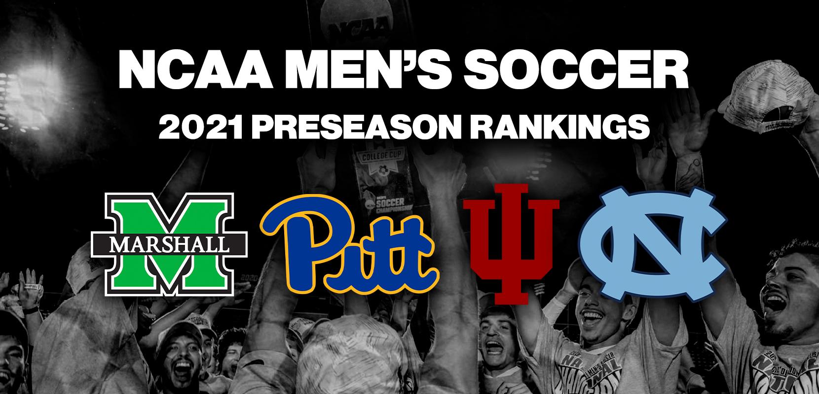Biggest Takeaways from the Men's College Soccer Preseason Rankings