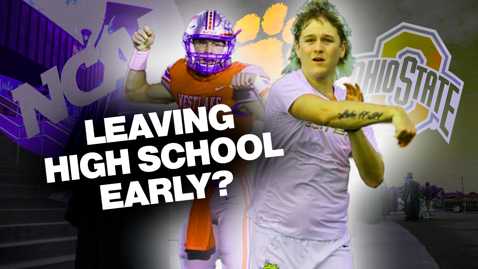 Will More Student Athletes Skip Part Of High School?