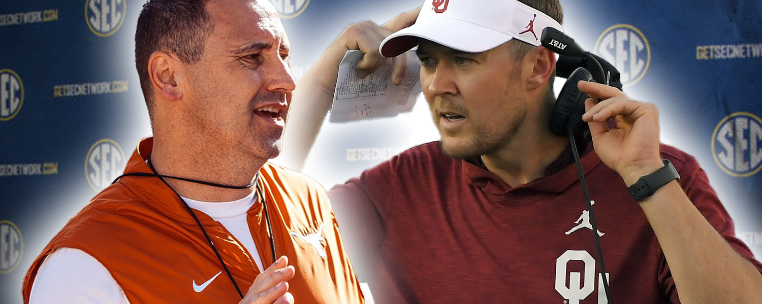 What does Oklahoma and Texas going to the SEC mean for CFB Playoff Expansion?