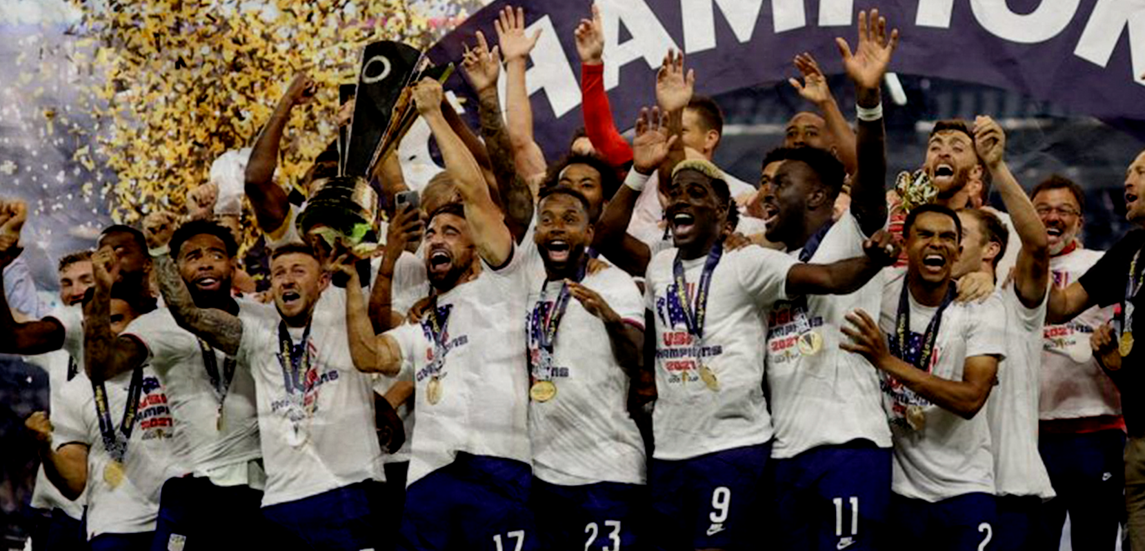 Team USA's Gold Cup Team Was Filled With College Soccer Talent