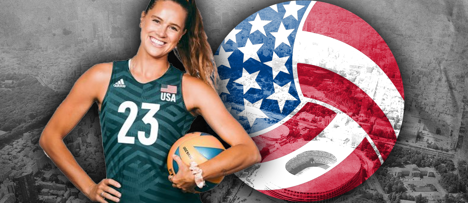 Meet the USA Volleyball Team's Outside Hitter