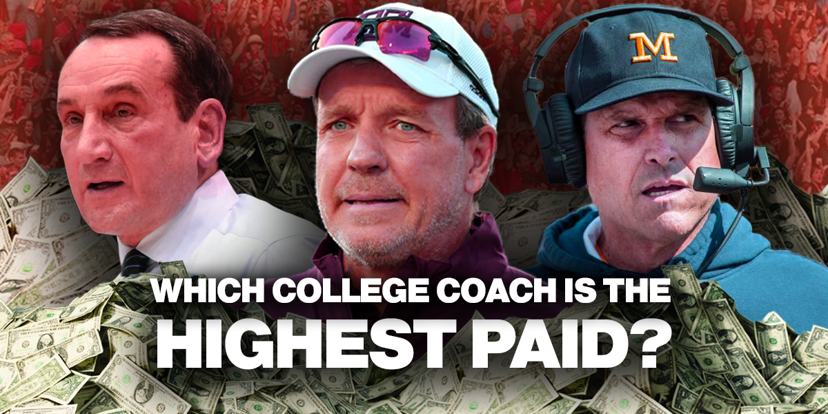 Who Is The Highest-Paid Coach College Sports?