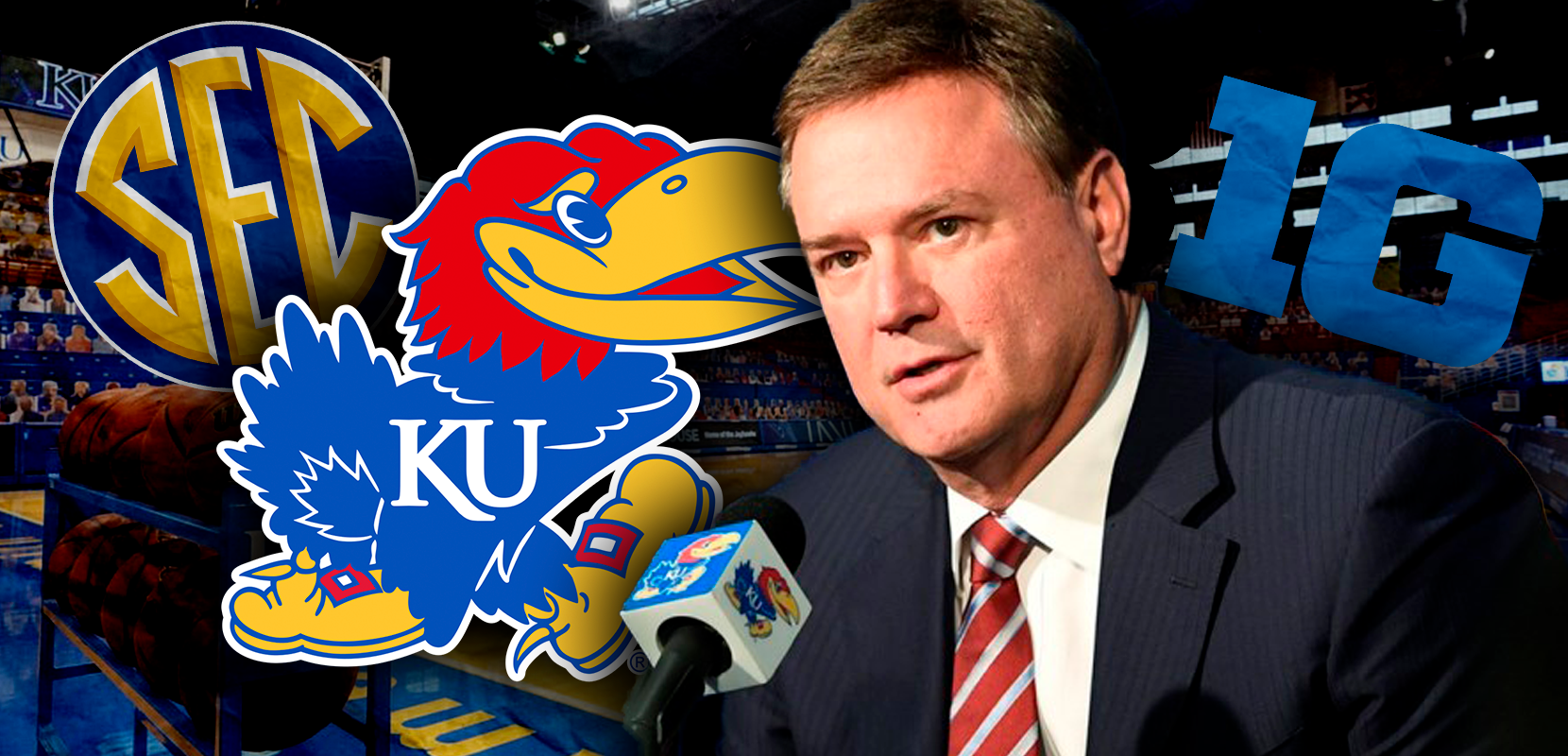 Are The Kansas Jayhawks Next To Fly The Coop In Conference Realignment?