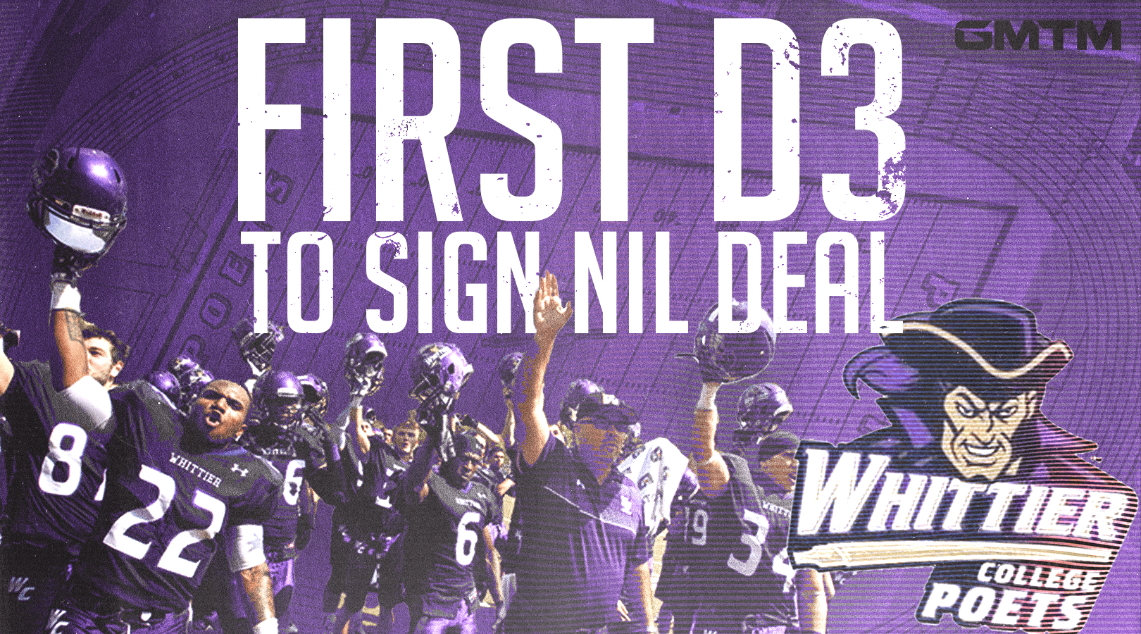 Whittier College Becomes First Division-III Program To Sign NIL Deal
