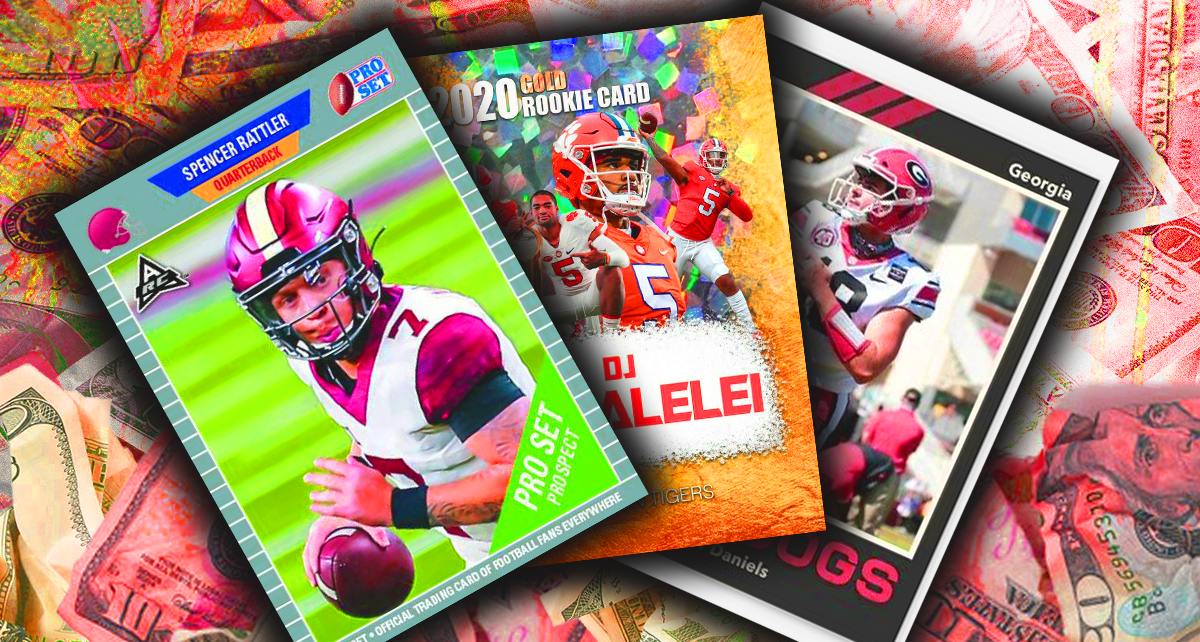 How Will Trading Cards Factor Into The NIL Era?