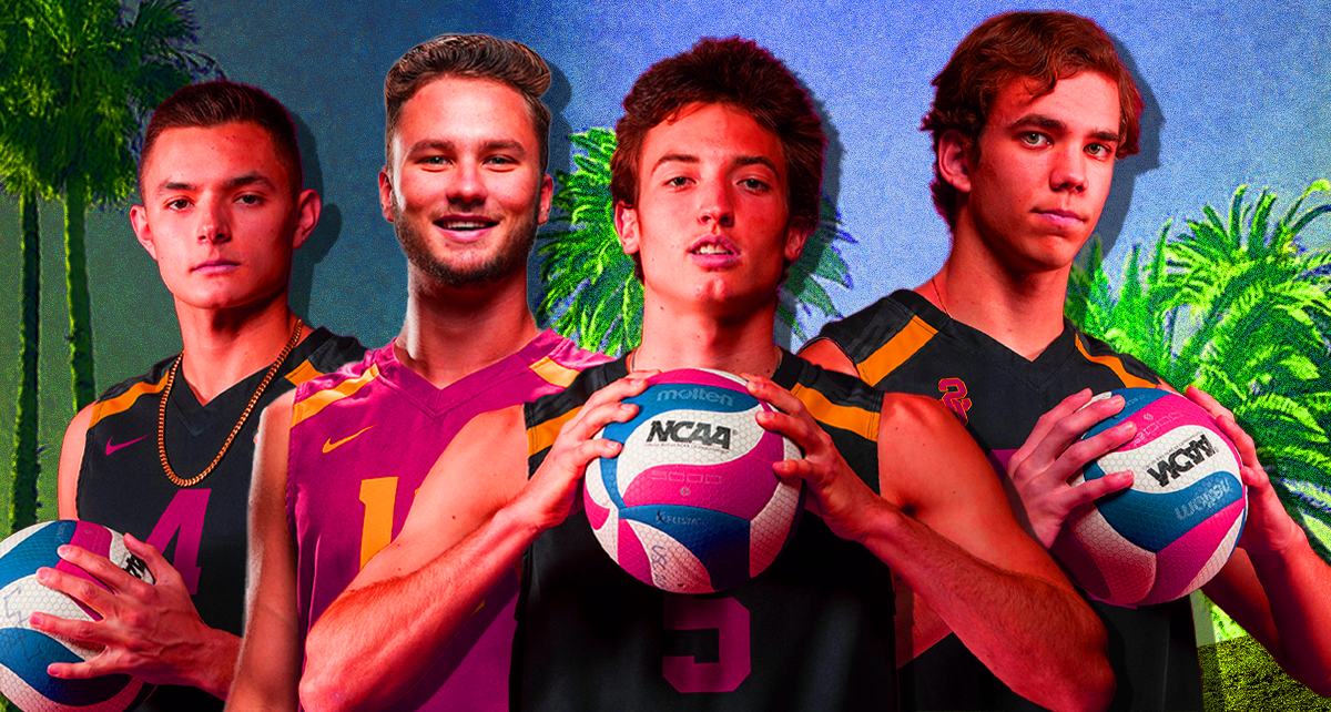 USC Men's Volleyball: A Growing Powerhouse In The Pac-12