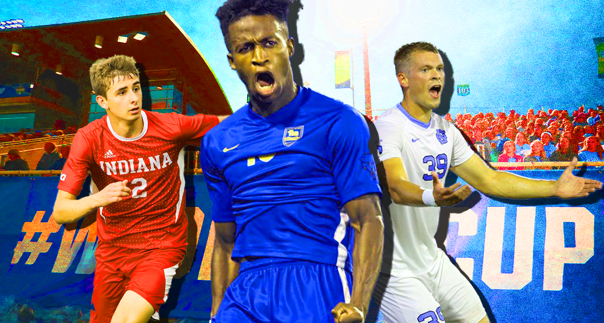 Which 3 Teams Can Win The Division I Men's Soccer Championship?