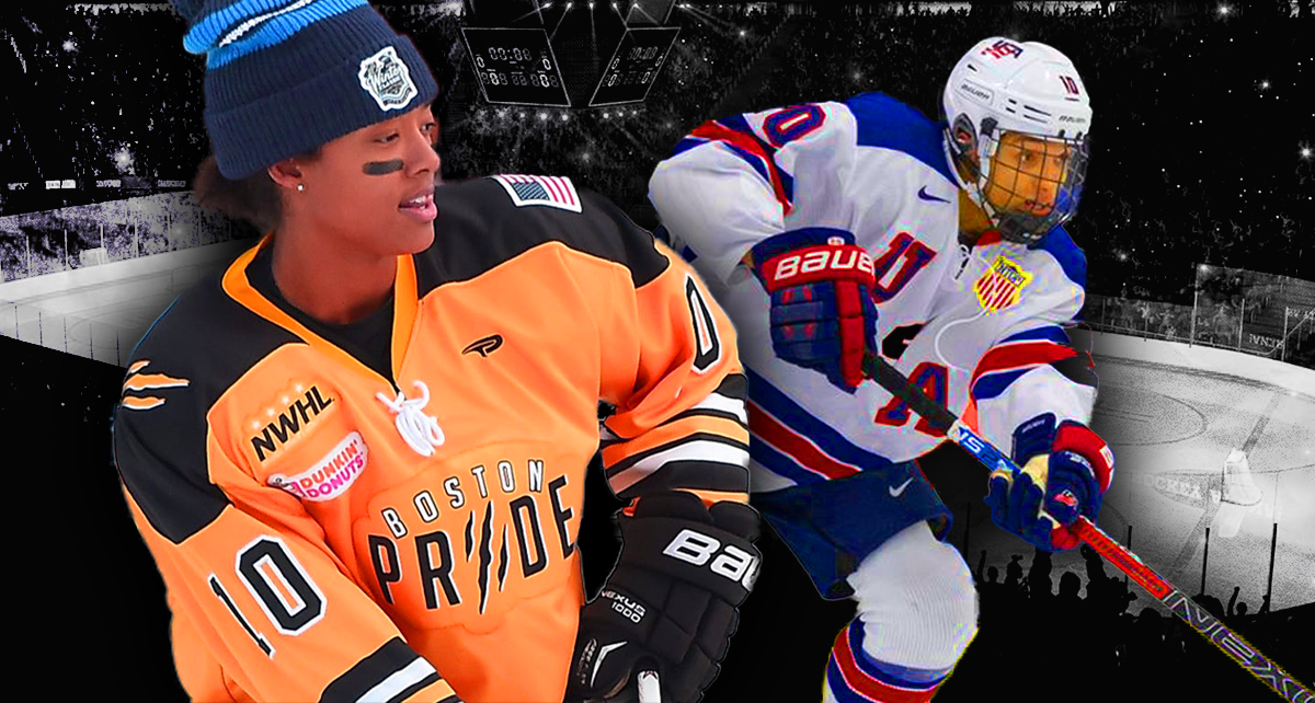 College Hockey is growing, becoming more diverse in America