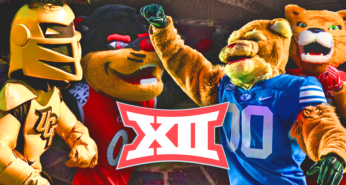 Big 12 Conference To Add Four New Members