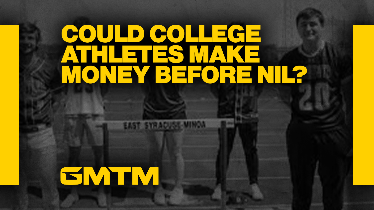 Could College Athletes Make Money Before NIL?