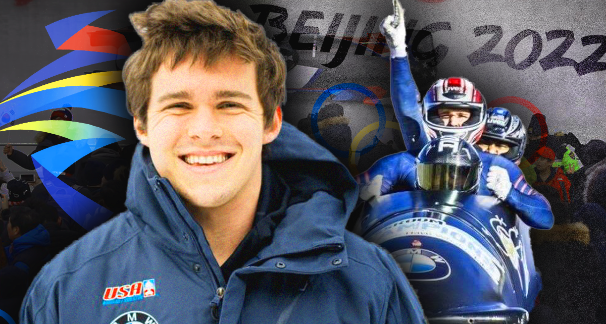 Bobsled Athlete Found On GMTM Is Selected For 2022 Winter Olympics