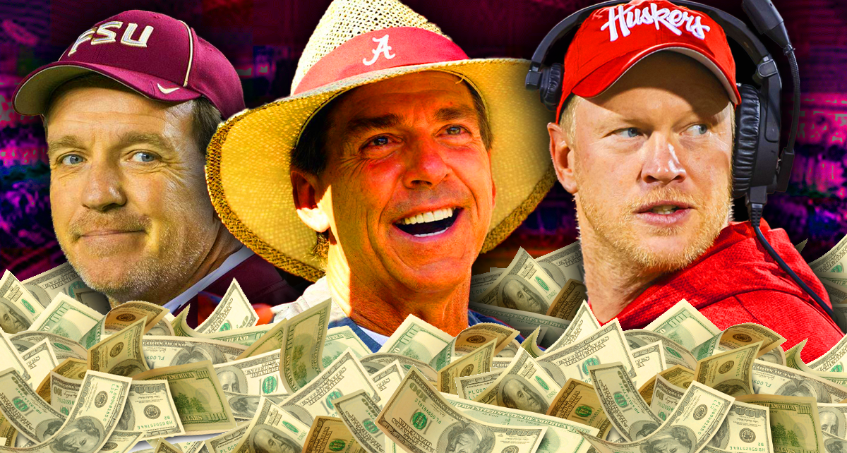 How College Football Head Coach Salaries Have Exploded