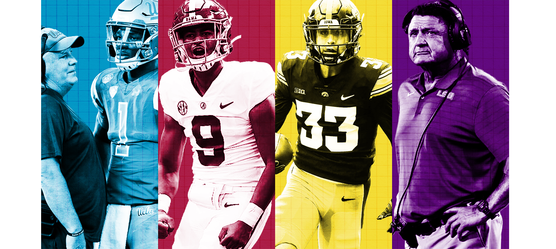 ESPN updates the College Football Top 25 Rankings after Week One